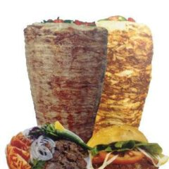 1.Iskender kebab